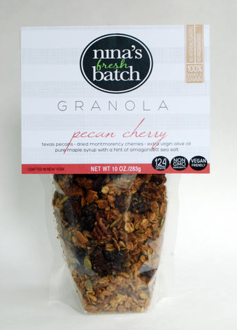 Pecan Cherry-Three Pack