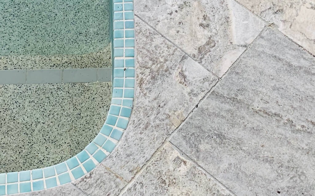 Large Format Pool Tile