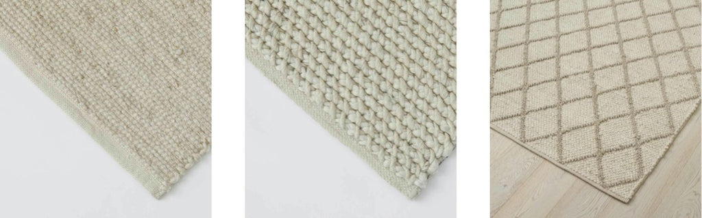 natural rugs collection