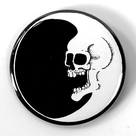 "Dead Moon ""Logo"" (1"" or 2.25"" Pin)"
