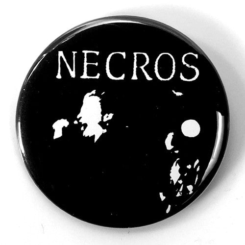 "Necros ""IQ 32 Front"" (1"", 1.25"", or 2.25"""" Pin)"