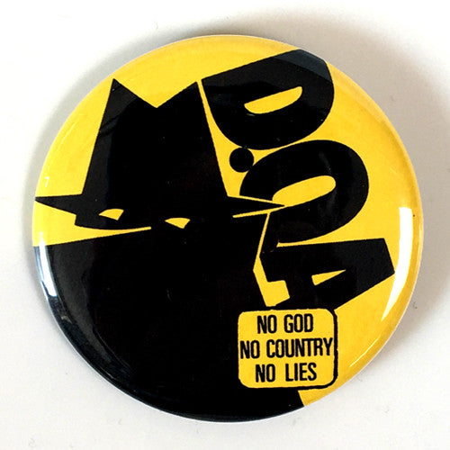 "DOA ""Positively DOA"" (1"" or 2.25"" Pin)"