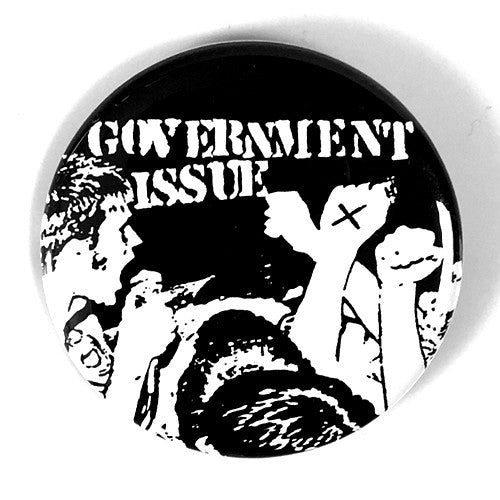 "Government Issue ""Make an Effort"" (1"" or 2.25"" Pin)"
