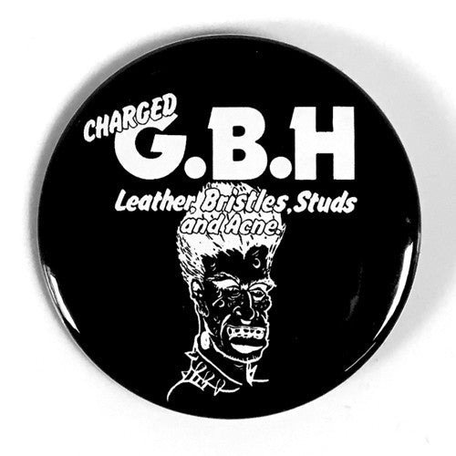 "GBH ""Leather Bristles"" (1"", 1.25"", or 2.25"" Pin)"