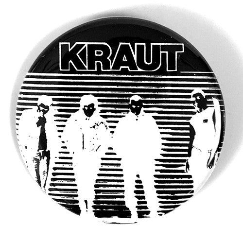 "Kraut ""Adjustment to Society"" (1"", 1.25"", or 2.25"" Pin)"