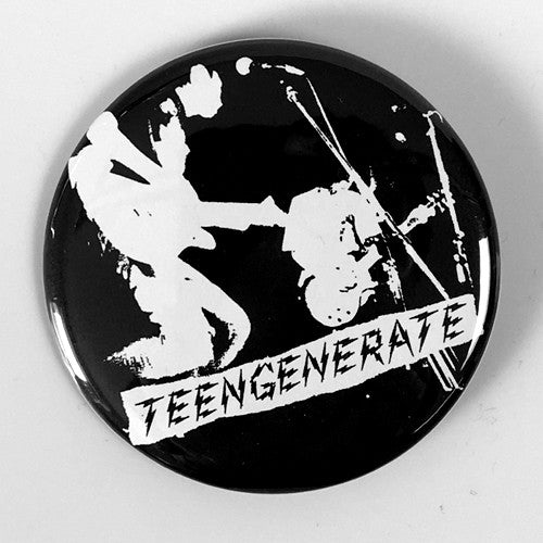 "Teengenerate ""Out of Sight"" (1"" or 2.25"" Pin)"