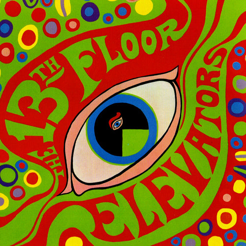 "13th FLOOR ELEVATORS, THE ""Psychedelic Sounds"" LP"