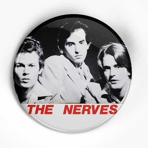"Nerves, The ""EP"" (1"", 1.25"", or 2.25"") Pin"