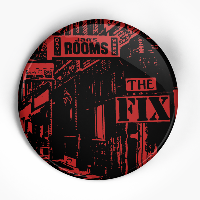 "Fix, The ""Jan's Room"" (1"", 1.25"", or 2.25"") Pin"