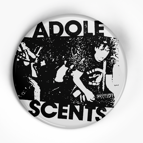 "Adolescents ""Flyer"" (1"", 1.25"", or 2.25"") Pin"