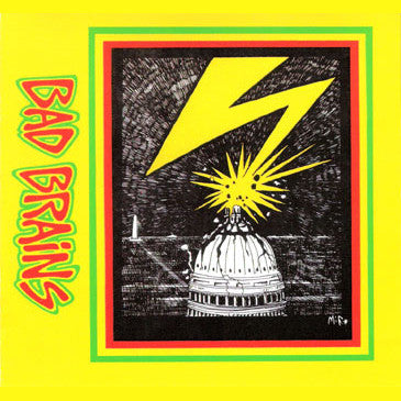 "BAD BRAINS ""S/T (ROIR)"" LP"