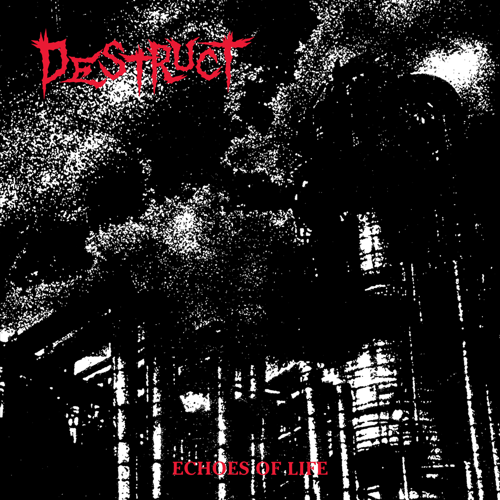 "DESTRUCT ""Echoes of Life"" LP"