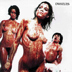 "DWARVES  ""Blood, Guts, and Pussy"" LP"