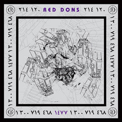 "RED DONS ""A Forced Turning Point"" 7"""