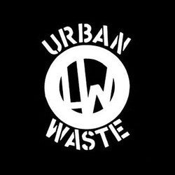 "URBAN WASTE  ""S/T"" LP"