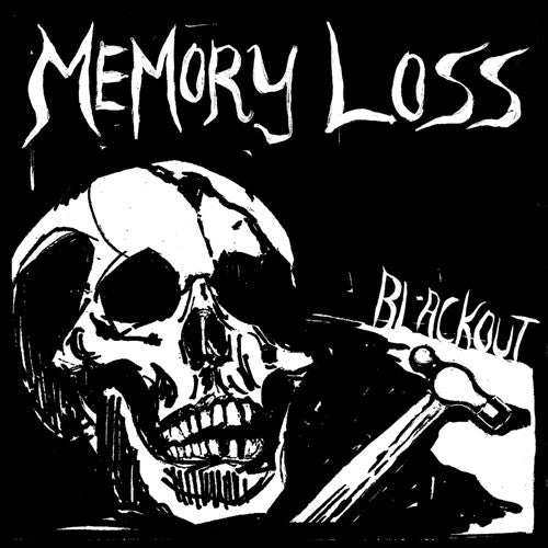 "MEMORY LOSS ""Blackout"" 7"""