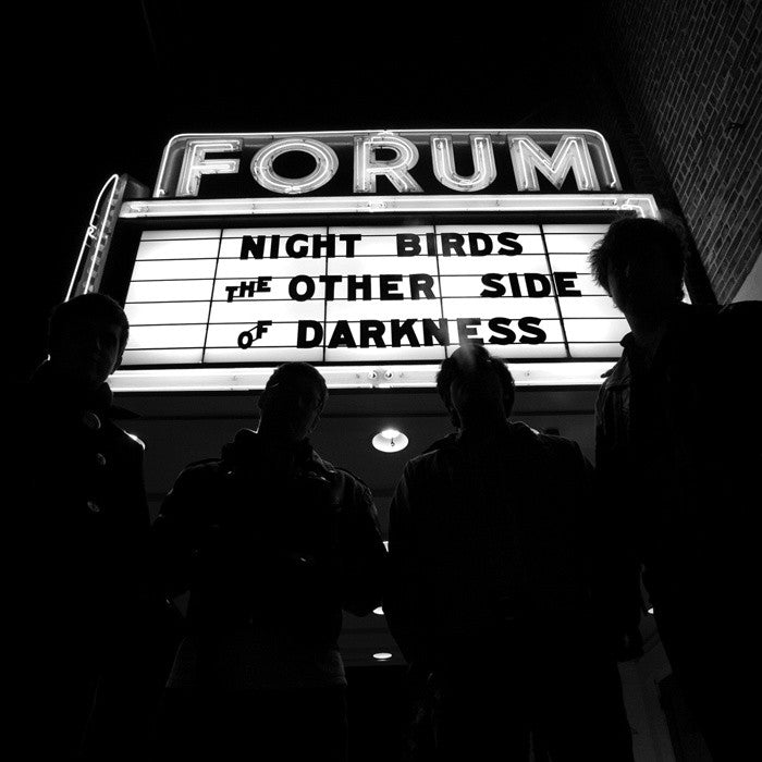 "NIGHT BIRDS ""The Other Side of Darkness"" CD"