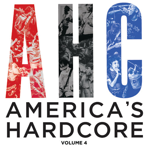"V/A ""America's Hardcore Vol. 4"" Compilation LP"