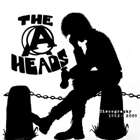 "A HEADS, THE ""Discography 1982-2009"" LP"
