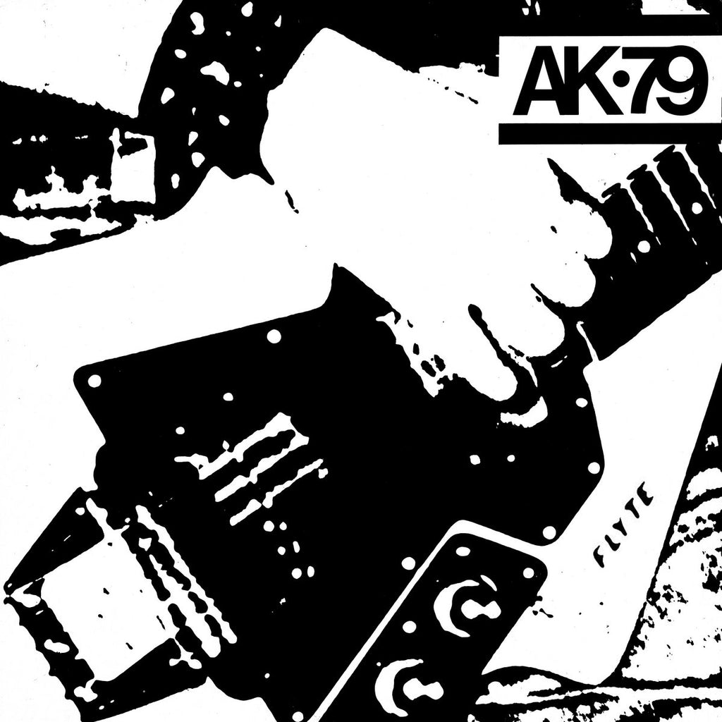 "V/A ""AK79"" New Zealand Punk Compilation LP"