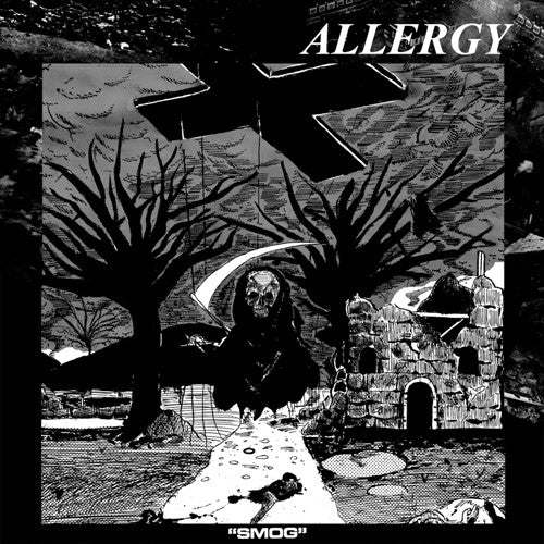 "ALLERGY ""Smog"" LP"