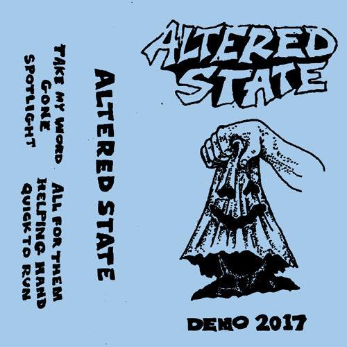 ALTERED STATE Demo Tape