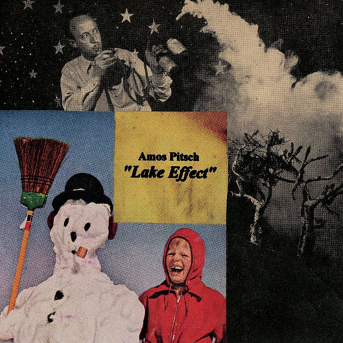 "AMOS PITSCH ""Lake Effect"" LP"