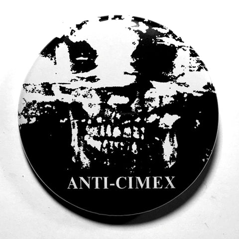 "Anti Cimex ""Victims of a Bombraid"" (1"", 1.25"", or 2.25"") Pin"