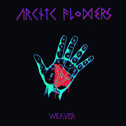 "ARCTIC FLOWERS ""Weaver"" LP"
