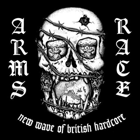 "ARMS RACE ""New Wave of British Hardcore"" LP"