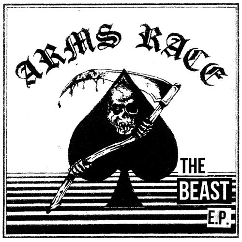 "ARMS RACE ""The Beast"" 7"""