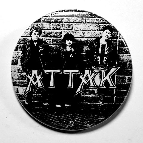 "Attak ""Today's Generation"" (1"", 1.25"", or 2.25"") Pin"