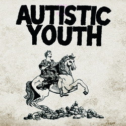 "AUTISTC YOUTH  ""Nonage"" LP"