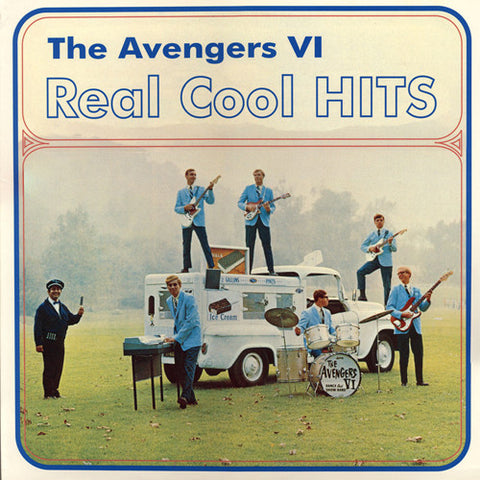 "AVENGERS VI, THE ""Real Cool Hits"" LP"
