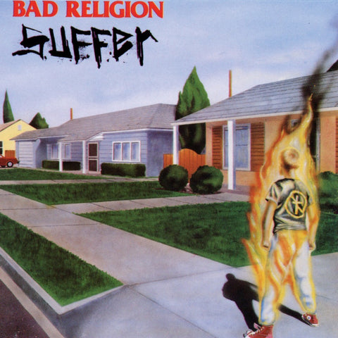 "BAD RELIGION ""Suffer"" LP"