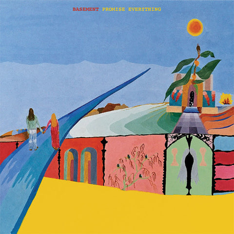 "BASEMENT ""Promise Everything"" LP"