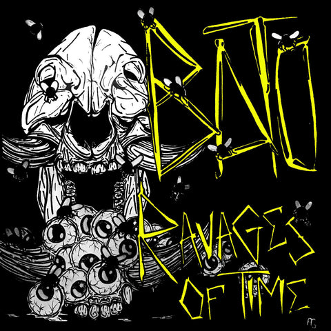 "BATO ""Ravages of Time"" 7"""