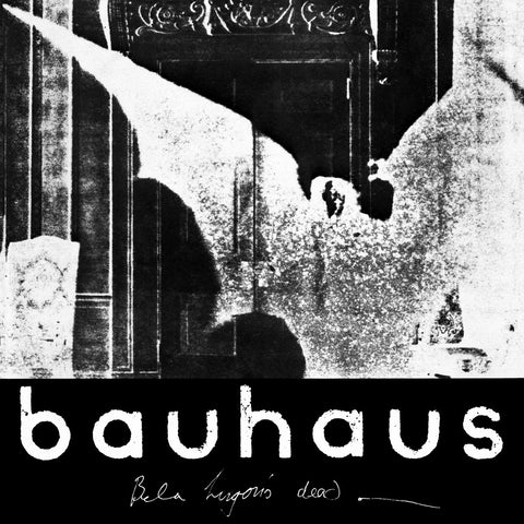"BAUHAUS ""The Bela Session"" LP"