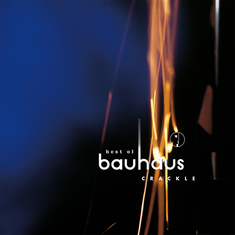 "BAUHAUS ""Crackle: The Best of Bauhaus"" 2xLP"
