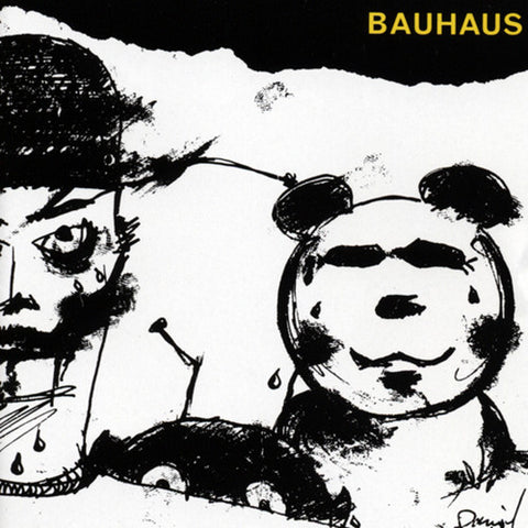 "BAUHAUS ""Mask (Remastered)"" LP"