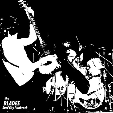 "BLADES, THE ""Surf City Punkrock"" LP"