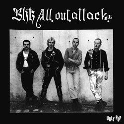 "BLITZ ""All Out Attack"" 7"""