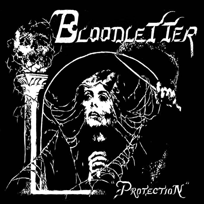 "BLOODLETTER ""Protection"" LP"