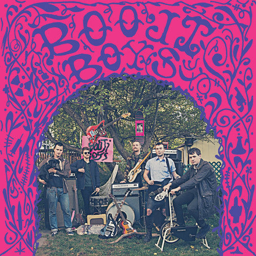 "BOOJI BOYS ""S/T"" LP"