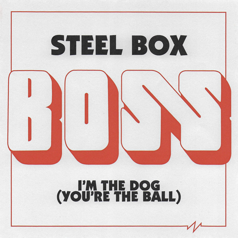 "BOSS ""Steel Box"" 7"""