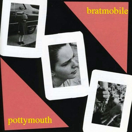 "BRATMOBILE ""Pottymouth"" LP"
