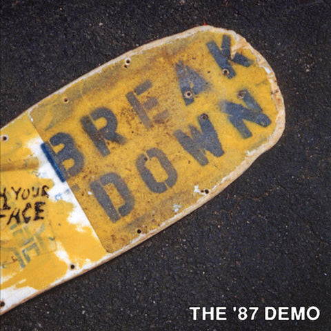 "BREAKDOWN ""The 87 Demo"" LP"