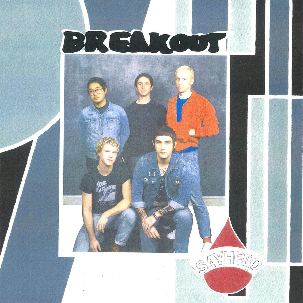 "BREAKOUT ""Say Hello"" LP"