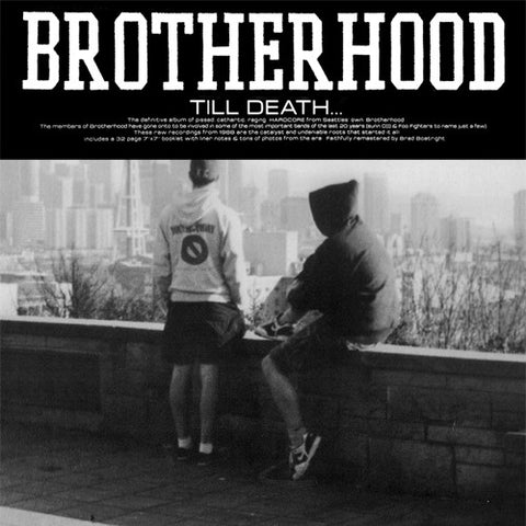 "BROTHERHOOD ""Till Death …"" LP"