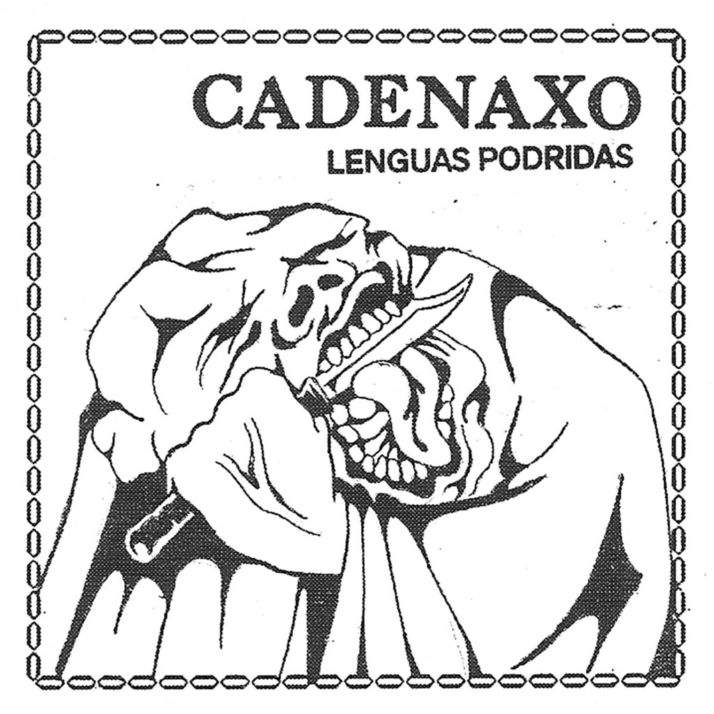 "CADENAXO ""Lenguas Podridas"" LP"